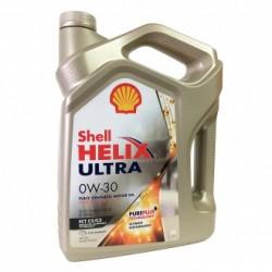 Масло Shell Helix ultra ECT C2/C3 0W30 SL/CF (4л) синт.